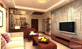 simple livingroom living room simple with tv small apartment background wall of