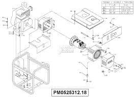 coleman powermate 5000 generator diagram coleman powermate