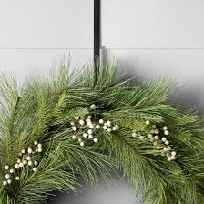 nailhead wreath hanger black hearth with magnolia target