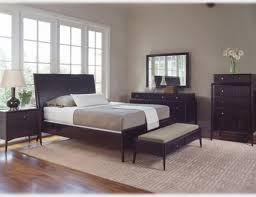 Cavallino Mansion Bedroom Set First Chop Black Furniture Bedroom