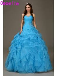15 quinceanera dresses gowm quinceanera dresses blue sweetheart pleated