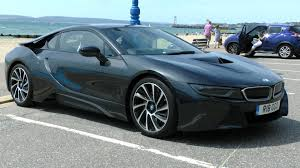 Bmw I8 Matte Black - bmw i8 luxury car free stock photo public domain pictures