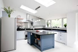 backsplash blue grey kitchen designs blue grey shaker kitchen