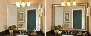 Large Framed Bathroom Wall Mirrors 15 Ideas Of Frame Bathroom Wall Mirrors