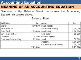 5 accounting