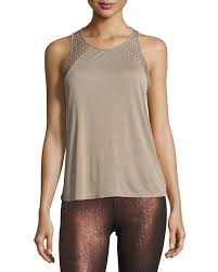 is neiman marcus open on thanksgiving alo yoga cage open back performance tank top neiman marcus