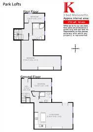 Brixton Academy Floor Plan by 3 Bed Maisonette For Sale In Park Lofts Lyham Road London