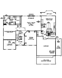 Ellington Floor Plan Floorplan