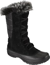 womens winter boots the s nuptse purna shiny winter boots s