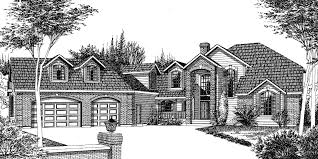 hillside garage plans hillside home plans with basement sloping lot house plans