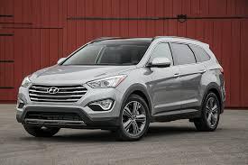 2014 hyundai santa fe limited awd test motor trend