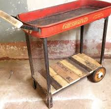 Wagon Wheel Home Decor Little Red Wagon Repurpose Salvage Style Pinterest Red Wagon