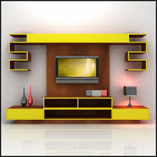led tv wall unit design living room paint modern tv wall unit