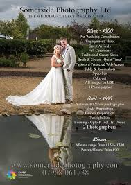 wedding photographer prices wedding prices somerside photography ltd