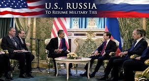 President Obama Resume Defense Gov Special Report U S Russia Resume Military Ties