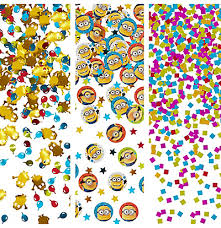 minion wrapping paper minions confetti minions party supplies this party started