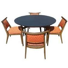 Round Dining Table With Armchairs Antique Dining Table Ebay