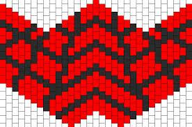 spiderman mask bead pattern peyote bead patterns characters