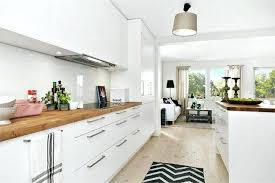 cuisine blanche plan de travail bois cuisine blanche plan de travail bois inspirations d co en