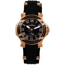 r14 999 00 aquaswiss women u0027s bolt l diamond black rose gold