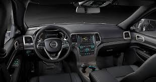 Jeep Grand Cherokee Srt Interior 2015 Jeep Grand Cherokee Comfortable Interior Features