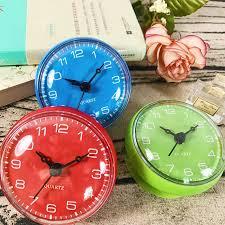 horloge cuisine pas cher pas cher étanche horloge mini horloge murale salle de bains