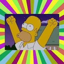 Meme Generator Homer Simpson - excited homer simpson meme generator