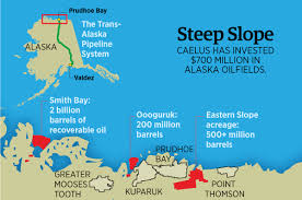 Alaska Map Images by Alaska U0027s Oil Fracas A Lesson In Biting The Hand That Feeds You