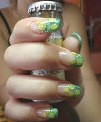 the 25 best lime nails ideas on pinterest lime green nails