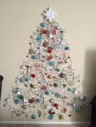 tree lights on wall happy holidays