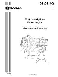 scania dc 16 workshop manual turbocharger
