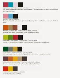 mid century color schemes home planning ideas 2018