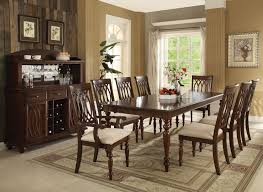 9 Pc Dining Room Set by Farrel 7pc Dining Set 60745