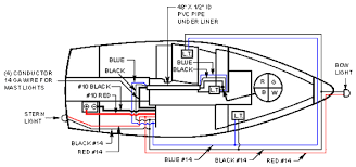 boat wiring diagram u0026 wiring diagram advice for small boat page 1