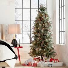 frosted berry pine tree wayfair