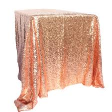 aliexpress com buy 100x150cm gold sequin tablecloth rectangle