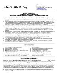 Sample Resume For Marketing by Marketing Engineer Sample Resume 20 12 Useful Materials For
