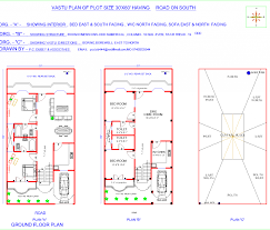 House Plan Exciting South Facing House Plans According To Vastu House Plans With Vastu