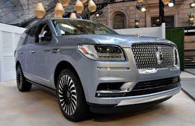 Luxury Power Outlets The All New Lincoln Navigator Takes The Luxury Suv To A Higher