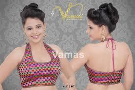 halter neck blouse top 20 halter neck designer blouse designs designer saree blouse