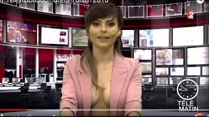tele matin 2 fr cuisine une présentatrice jt légèrement vêtue en albanie 2016 03 01