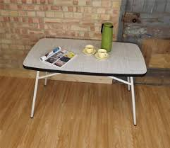 oak kitchen table with formica top retro formica coffee table formica top table with chrome legs 1950s