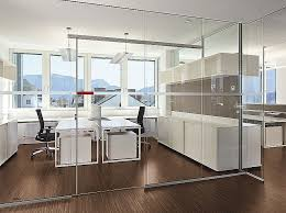 vitrophanie bureau separation de bureau en verre bureau amovible cloison amovible