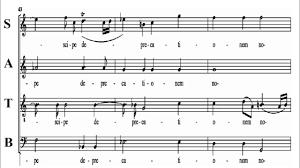mozart missa solemnis in c major kv 337 2 gloria alto