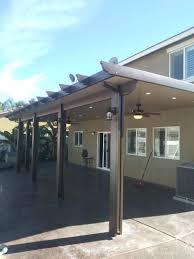 california patio san juan capistrano aluminum patio covers seamless rain gutters specials showroom