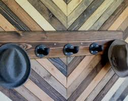 coat and hat rack etsy