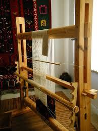vertical loom set up kilim weaving 1 looms tools techniques
