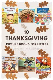 10 thanksgiving themed picture books for my circus