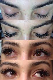 At Home Eyelash Extensions Best 10 Eyelash Extensions Before And After Ideas On Pinterest