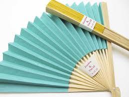 personalized folding fans for weddings custom wedding fans set of 25 personalized paper hand fans